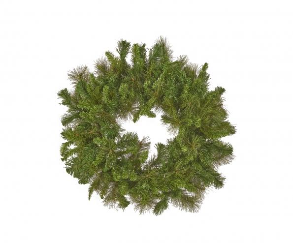 Belgium Battery Wreath